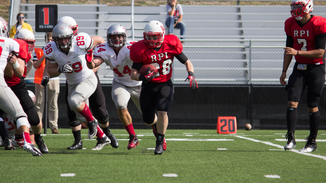 Football vs. Worcester Polytechnic Institute
