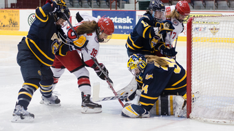 Women's Hockey vs. Quinnipiac