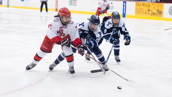 Women's Hockey vs. Yale