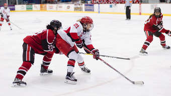 Women's Hockey vs. St. Lawrence
