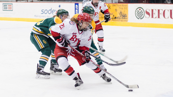 Women's Hockey vs. Clarkson