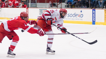 Men's Hockey vs. Cornell - Whiteout