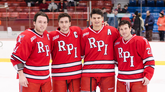 Men's Hockey vs. Quinnipiac - 40th Annual Big Red Freakout!