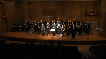 College of Saint Rose Clarinet Choir Concert