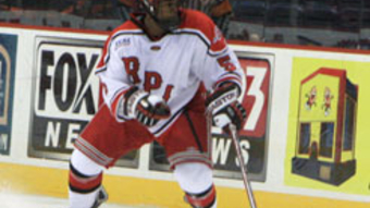 RPI Men's Hockey vs Prince Edward Island