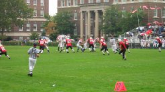 RPI Football vs. Coast Guard