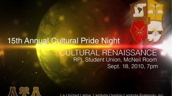 LUL Cultural Pride Night