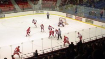 RPI Men's Hockey vs. Sacred Heart