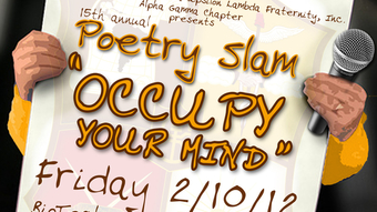 LUL Poetry Slam 2012
