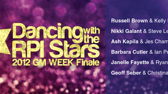 Dancing with the RPI Stars & Election Results