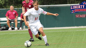 Men's Soccer vs. St. Lawrence University - Liberty League Semifinals