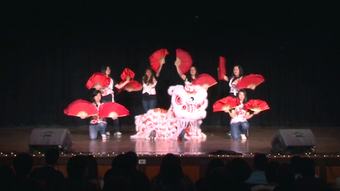 Asian Cultural Union 2012 Night Show
