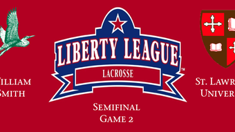 Liberty League Women's Lacrosse Semi-Final: William Smith vs. St. Lawrence