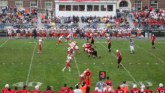 RPI Football vs. Hobart