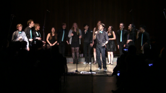 Partial Credit: Thanksgiving - The First A Cappella Show