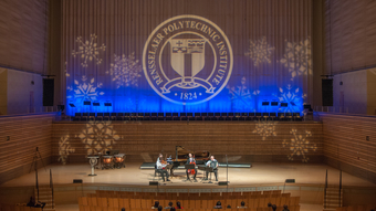 President's Annual Holiday Concert: Old Worlds and New