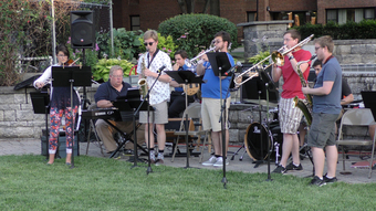 Summer Jazz Pop-up Concert - A Midsummer Night's Jam
