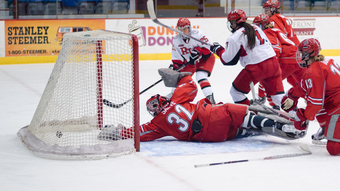 Women's Hockey vs. Ohio State - Game 1