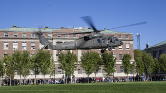 National Manufacturing Day: UH-60 Black Hawk at RPI