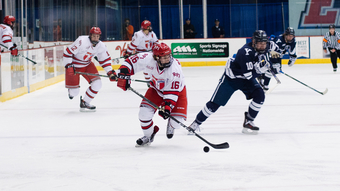 Men's Hockey vs. Yale