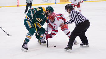 Men's Hockey vs. Clarkson